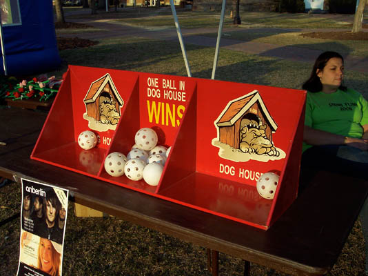 north carolina carnival game rentals event rentals With dog house games